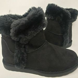 NEW! SO Women's Paulina  Fur Lined Winter Boot
